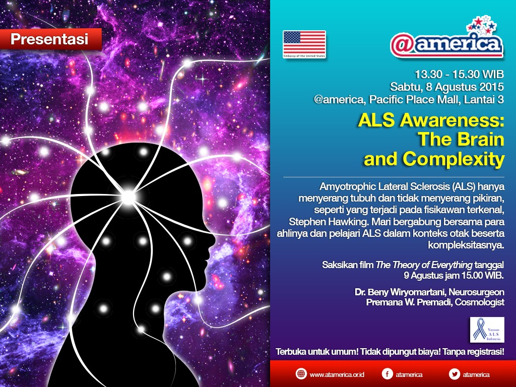 ALS Awareness: The Brain and Complexity