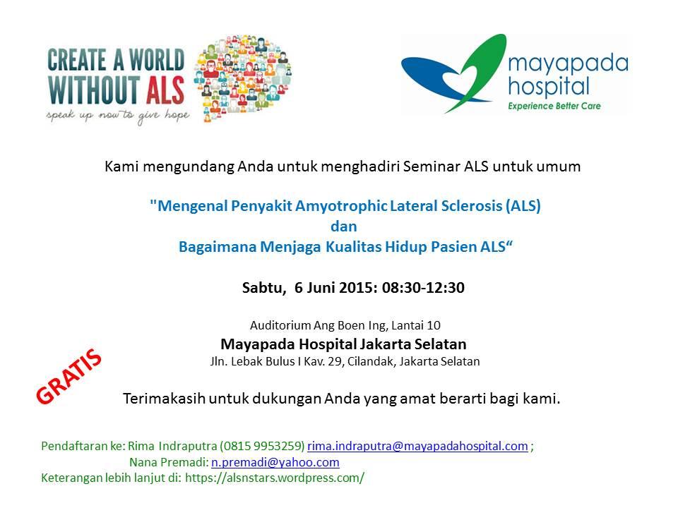 Seminar ALS@Mayapada